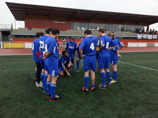 ENA joueurs football