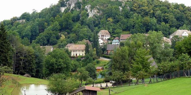 Ferrette Château