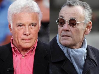 Guy Bedos et Jean Roucas