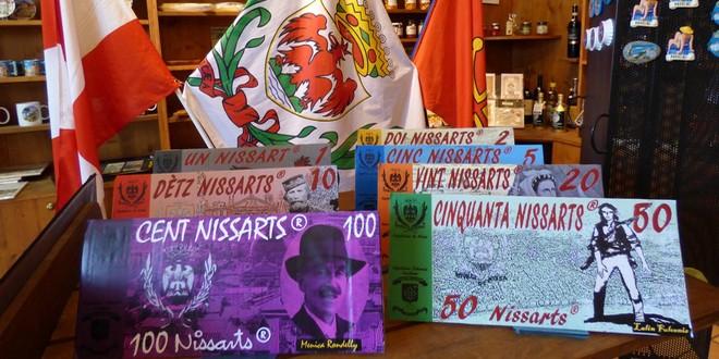 Nissart Moneda Locala
