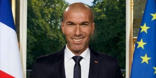 Zidane Président