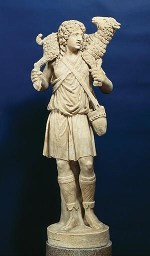 Christ berger Musée Vatican