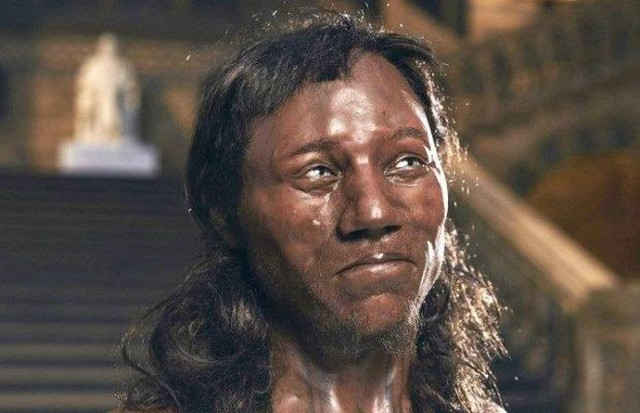 Black Cheddar man