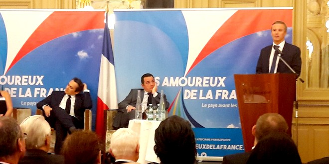 Nicolas Dupont-Aignon Olivier Bettati Jean-Frédéric Poisson Amoureux France Nice