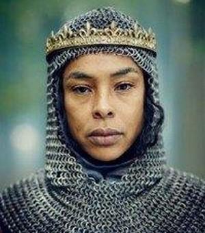 Marguerite Anjou noire