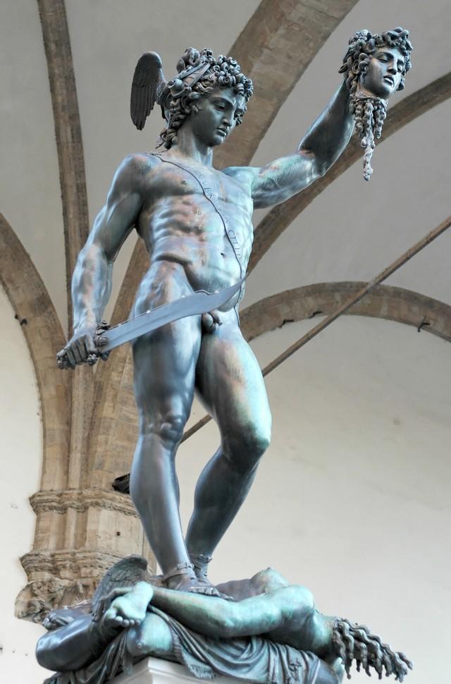Persée Cellini