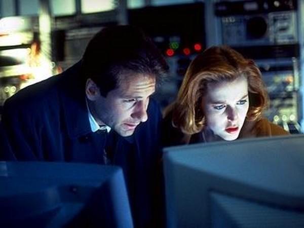 X files Fox Scully