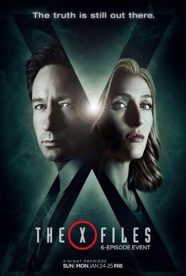 X Files affiche