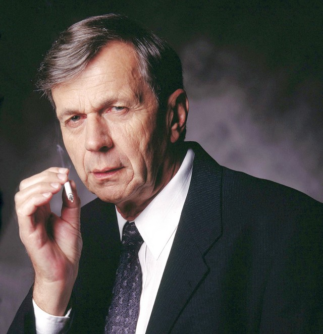 X Files fumeur