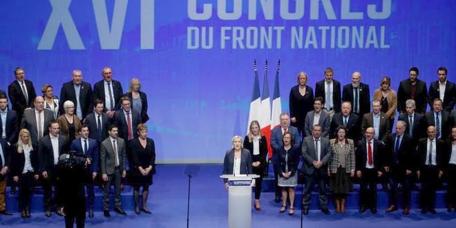Front National 16e congrès 11 mars 2018