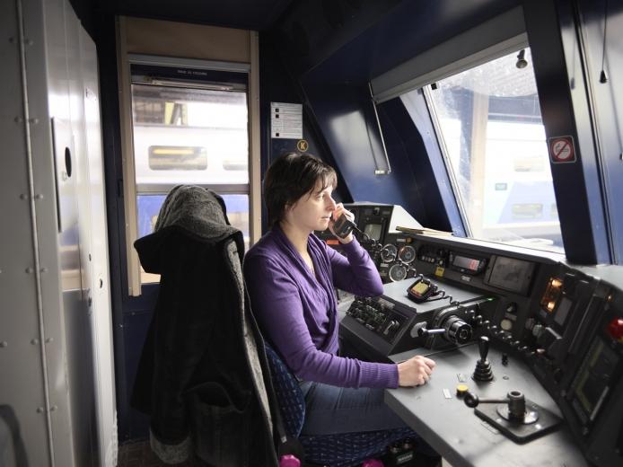 SNCF conduite TGV