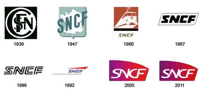 SNCF logos