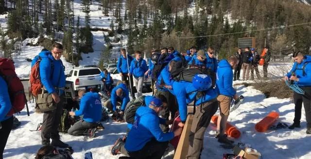 Génération Identitaire Defend Europe Alpes