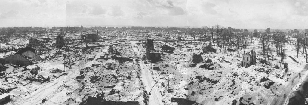 Le Havre hiver 1944-1945