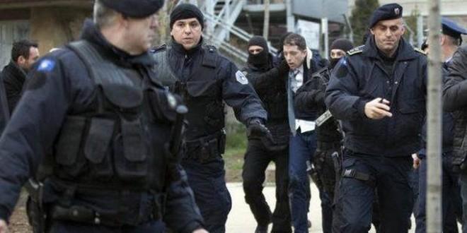 Marko Djuric commando albanais
