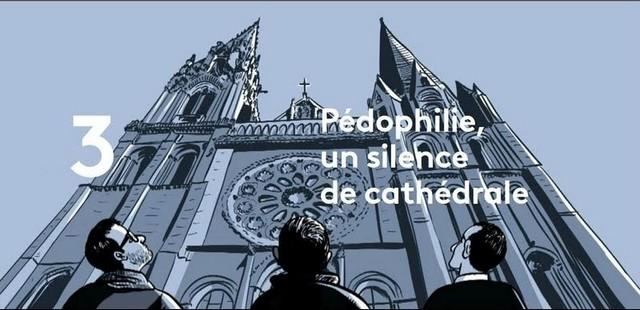 Pédophilie silence cathédrale