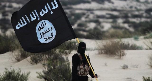 Drapeau Daesh