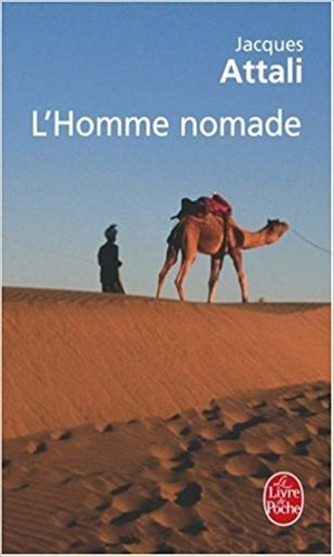 Jacques Attali Homme nomade