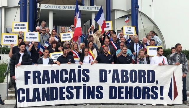 Marche solidaire Arc