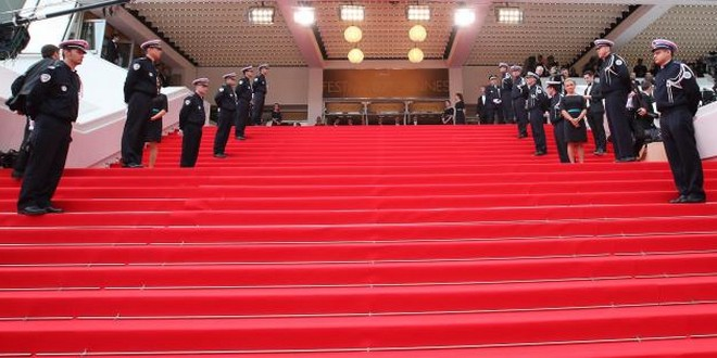 Marches Palais Festival Cannes