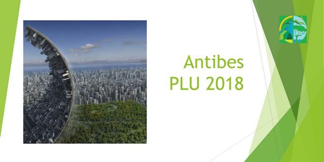 Antibes PLU 2018