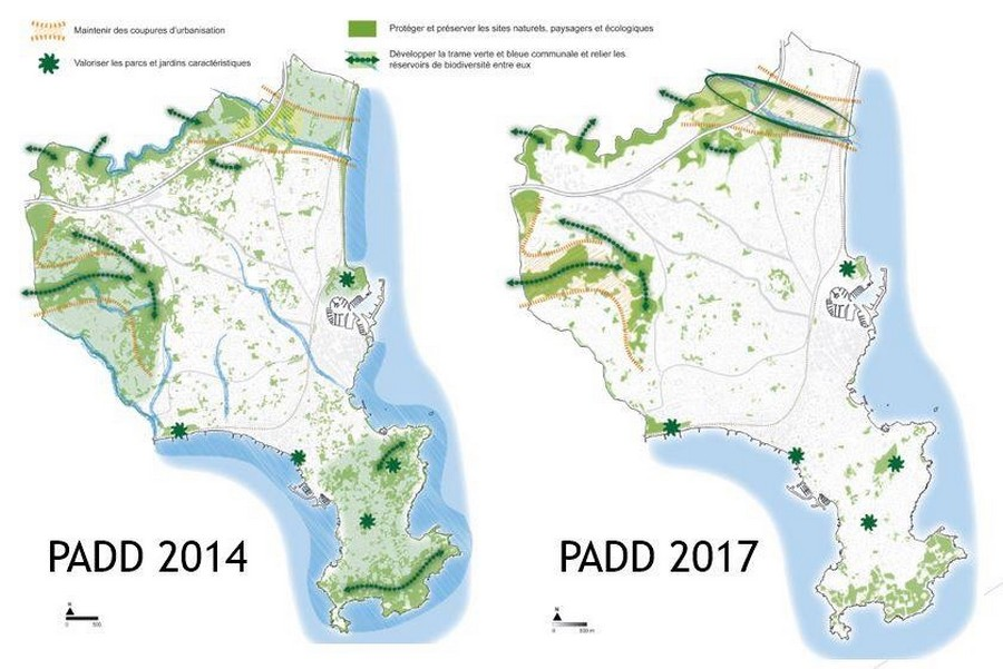 Antibes PLU PADD_ 2014-2017