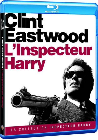 Clint Eastwood Inspecteur Harry