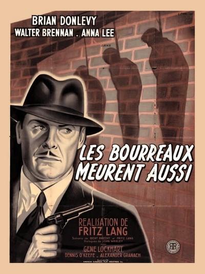 Les bourreaux meurent aussi Fritz Lang
