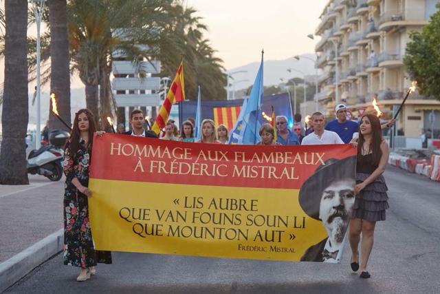 Marche Frédéric Mistral Cannes 2018