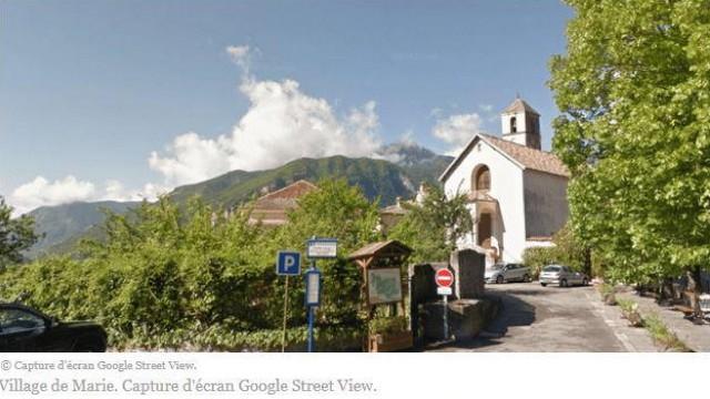 Marie village