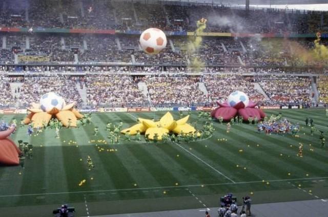 Mondial 2018 cérémonie ouverture