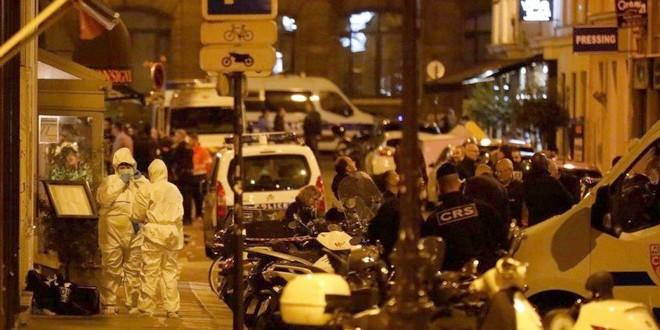 Paris état alerte