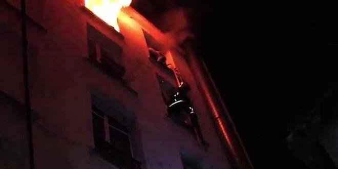 Pompiers sauvetage incendie