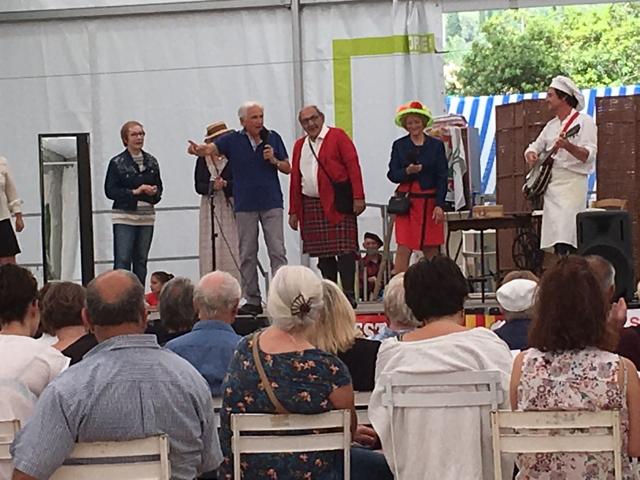 Sospel la 6e Festa de la Countéa Nissart