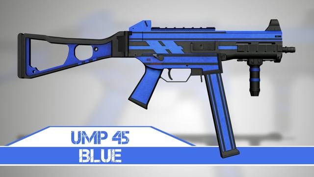 UMP 45 arme