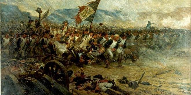 Bataille Valmy 1792 Pierre-Victor Robiquet