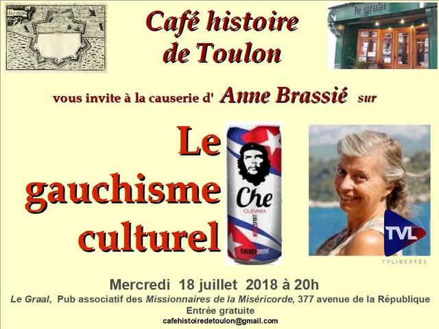 Café Histoire Toulon Anne Brassié