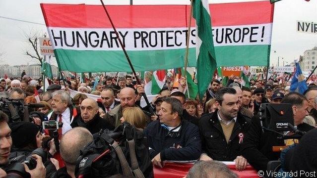 Hungary protects Europe