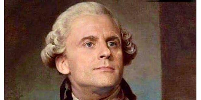 Macron Louis XVI