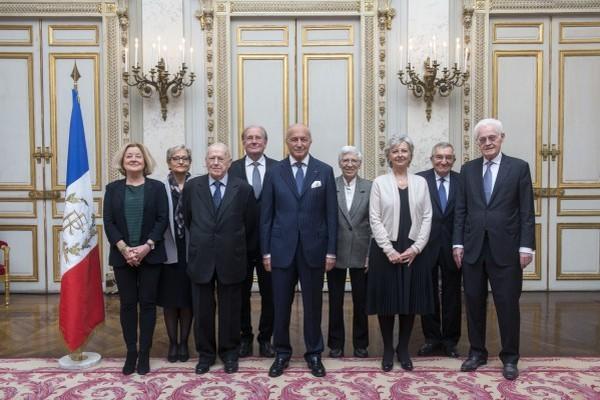 Conseil constitutionnel 14 membres novembre 2017