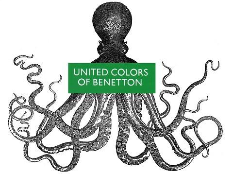 Benetton pieuvre mafieuse