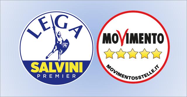 Lega - Mouvement 5 Étoiles