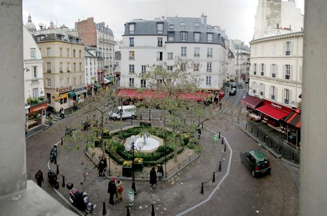 Place Contrescarpe Paris