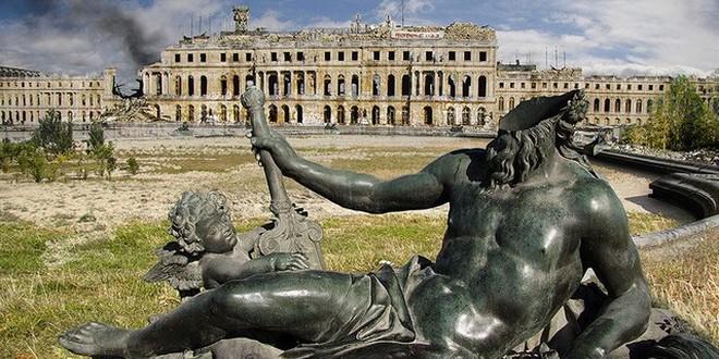Versailles ruines