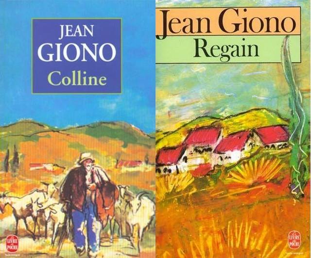 Jean Giono Colline Regain