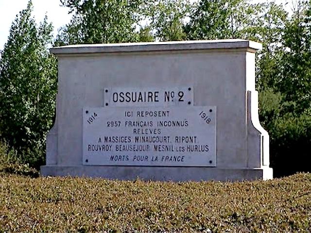 Ossuaire Minaucourt