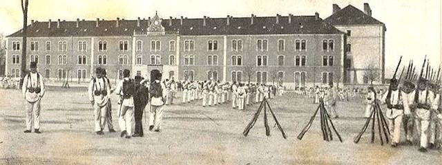Rodez 122e Régiment Infanterie