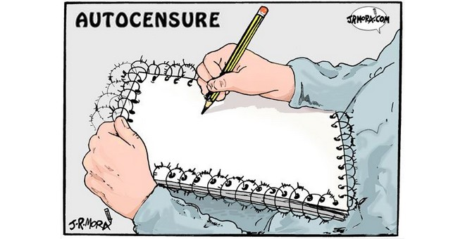 Autocensure