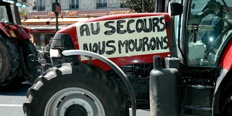 Policiers et paysans: pourquoi se suicident-ils?