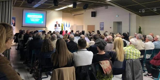 Élections européennes: Mariani à Antibes